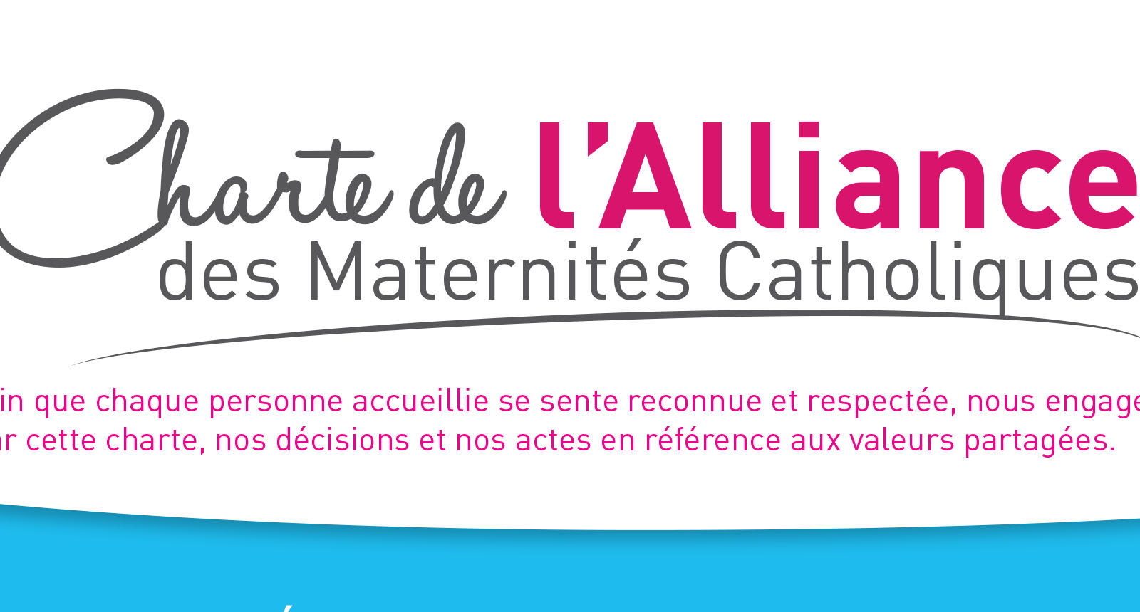 Charte Rectangle Alliance maternite catholique